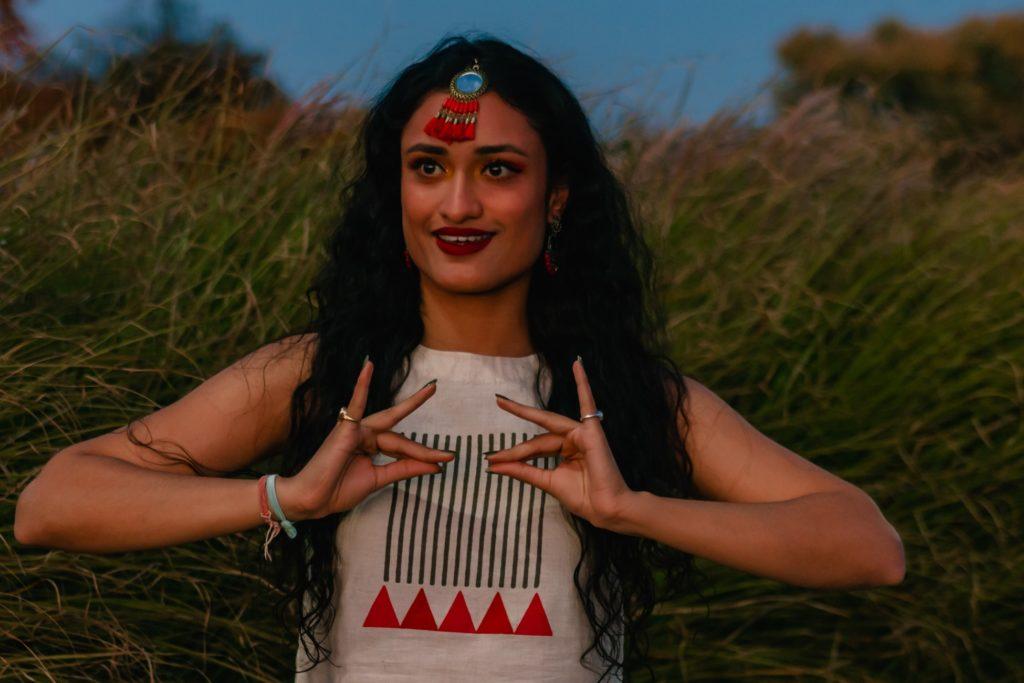 Egészségmegőrzés az indiai táncban